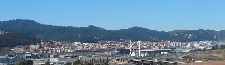 File Sant Andreu De La Barca Des De Can Perera El Papiol Jpg