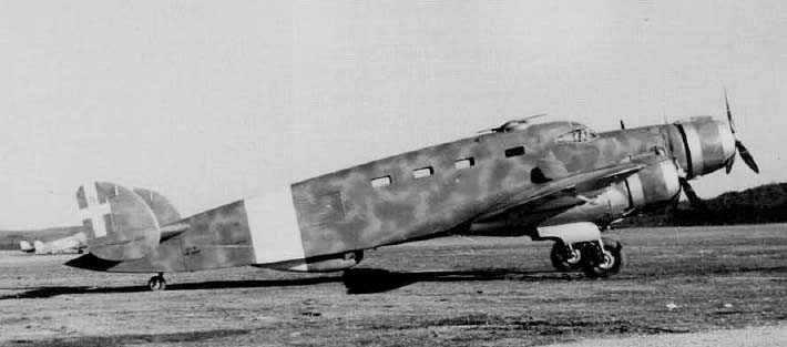 Savoia Marchetti SM.84