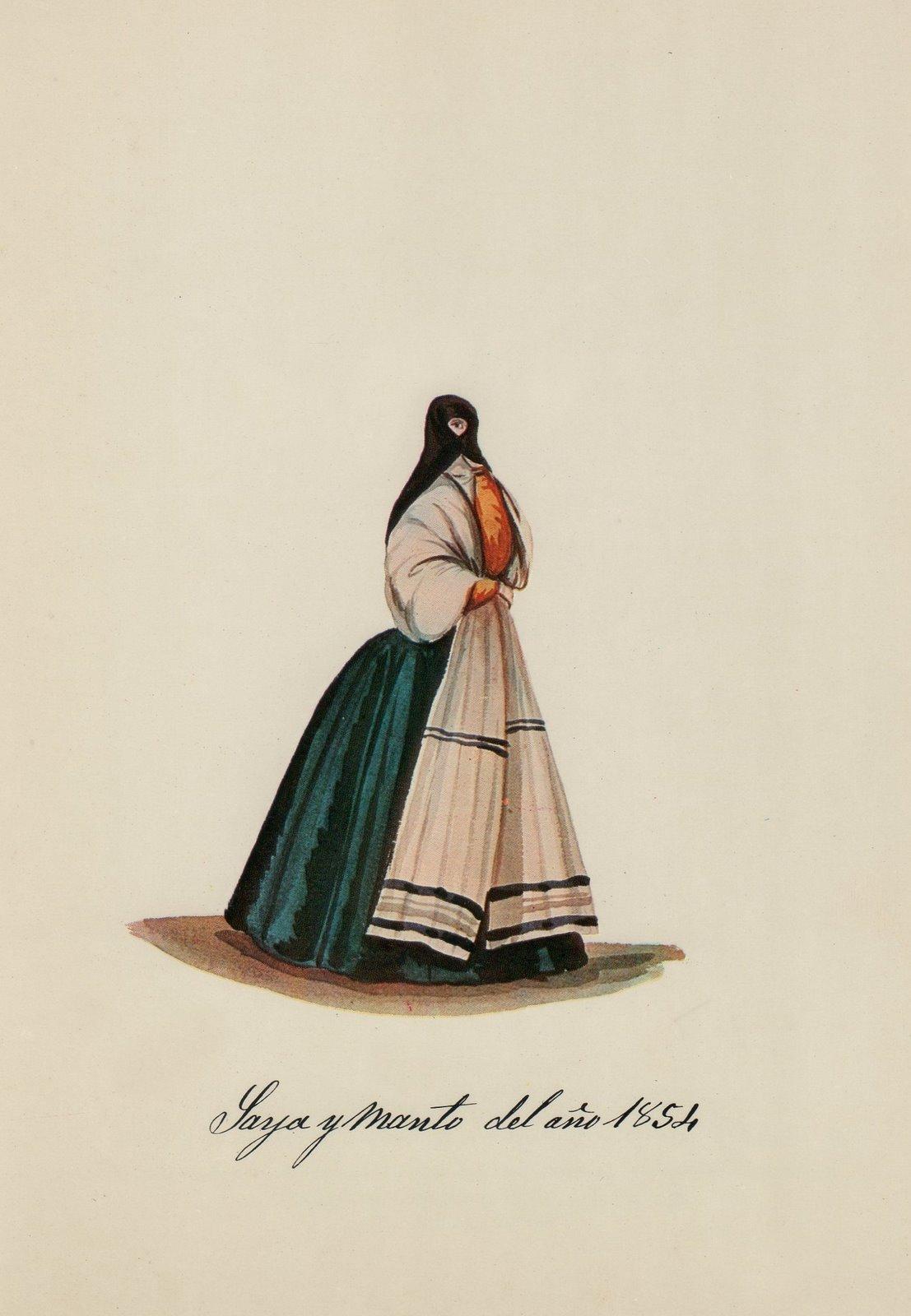 Archivo:Saya y Manto del año 1854.jpg - Wikipedia, la enciclopedia libre
