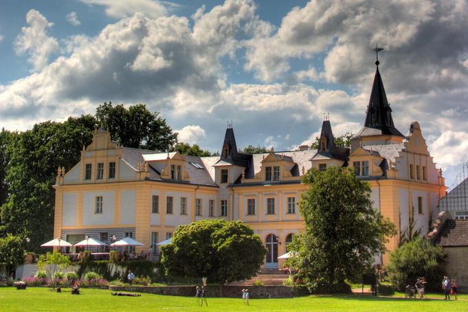 Schloß Liebenberg