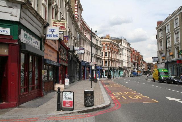High Street Kensington Shoe Repair