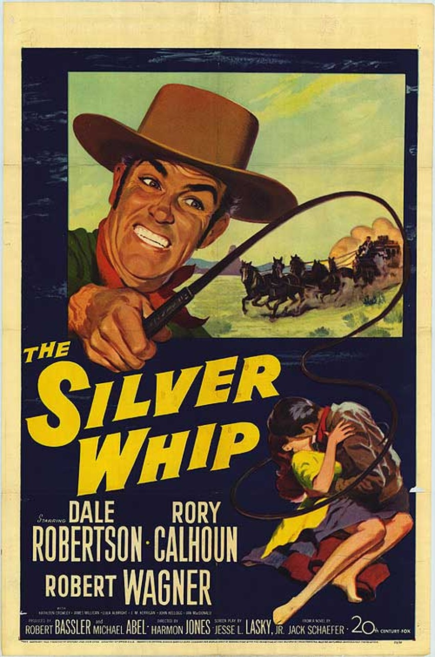 The Silver Whip Wikipedia