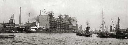 Sint Jobshaven in 1913