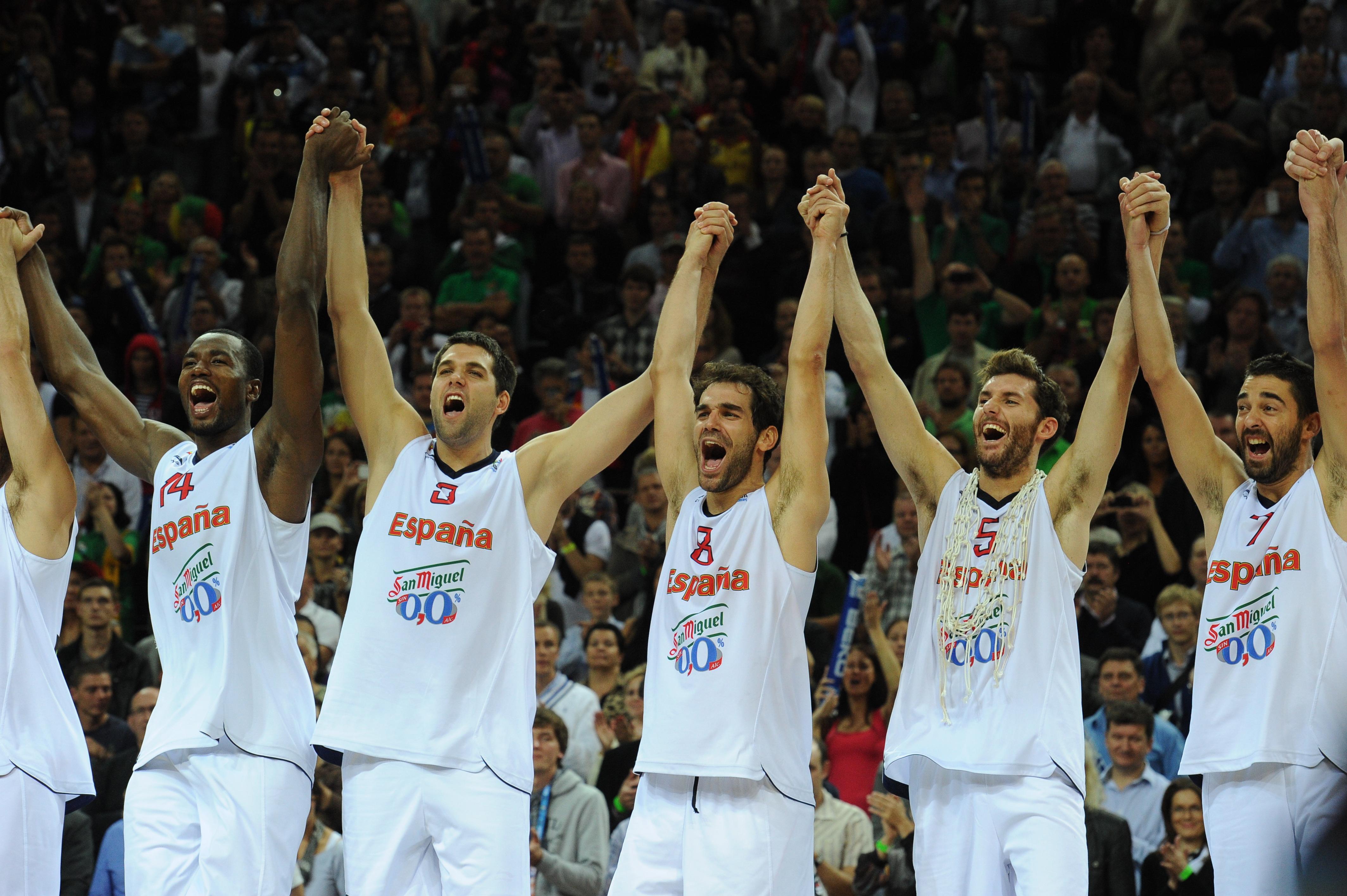basketball teams in europe