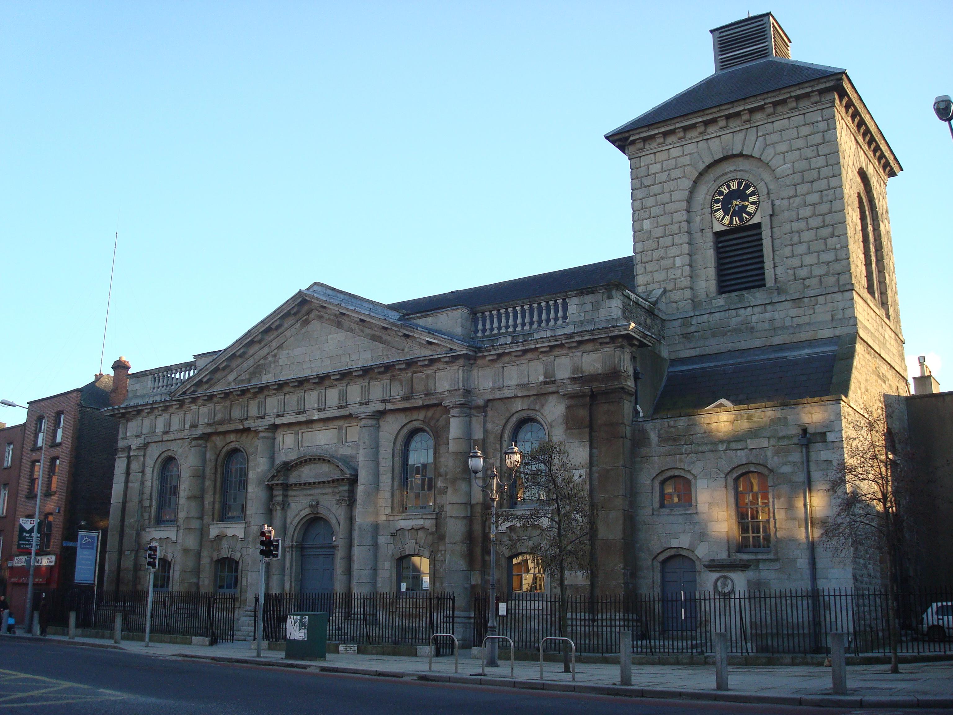Kostol sv. Kataríny v Dubline.