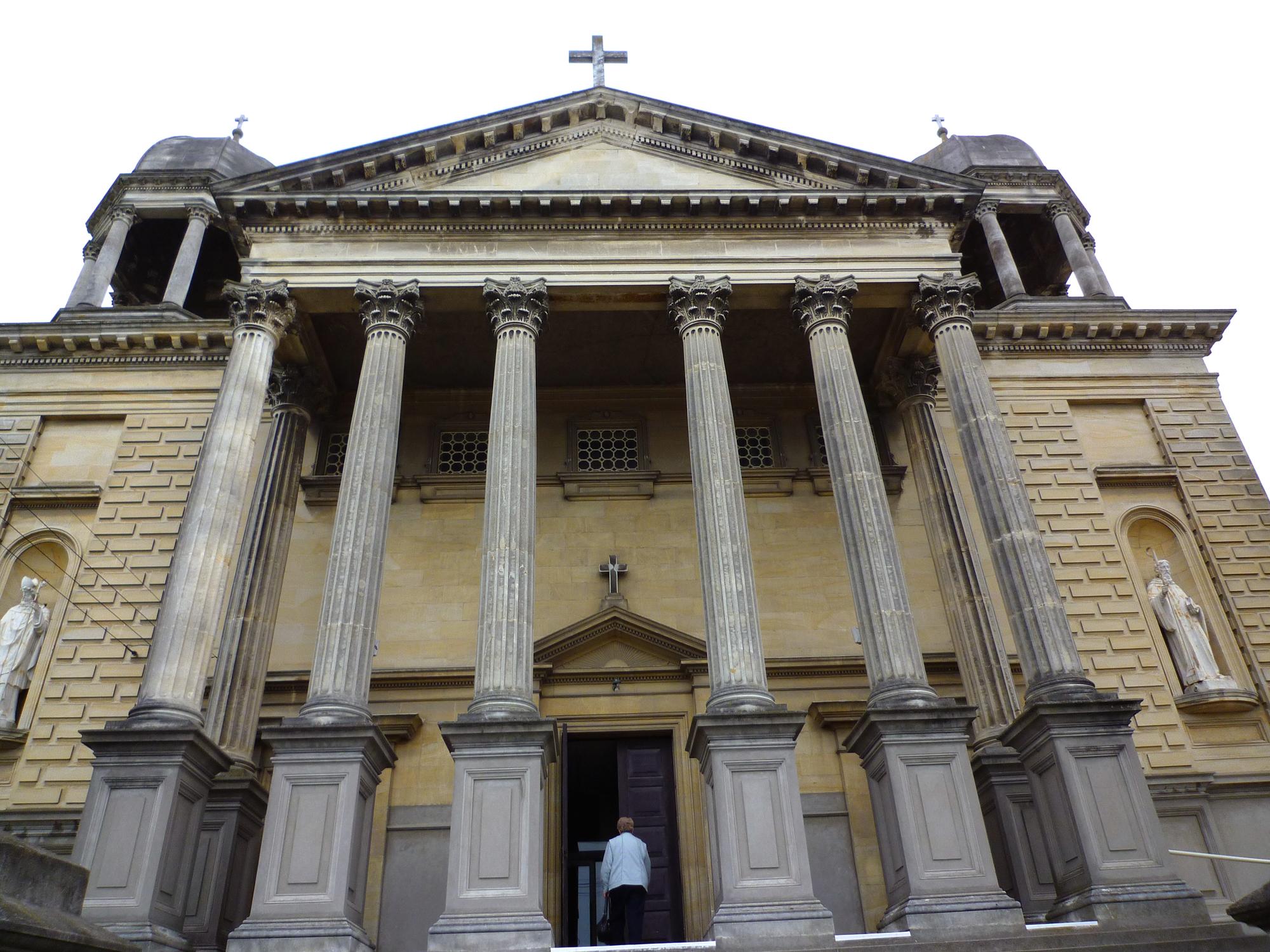 St Patrick's Basilica, Oamaru - Wikipedia
