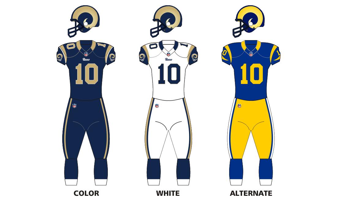 St Louis Rams Uniform Facesit Sex