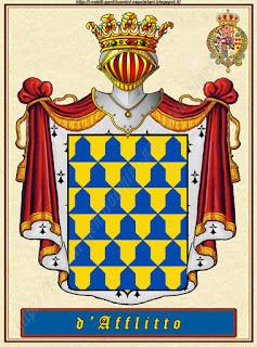 d'Afflitto Italian princely family