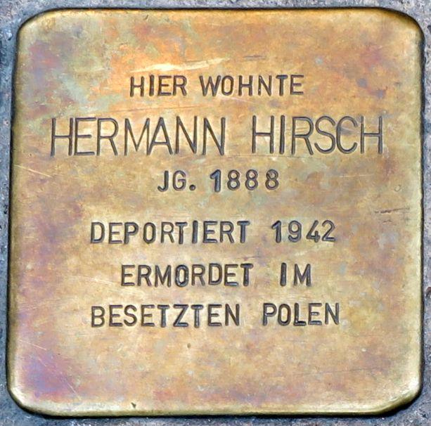 Stolpersteine Alzey Hermann Hirsch.jpg