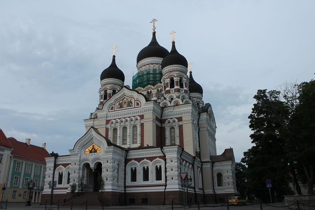 Catedral de Alejandro Nevski de Tallin - Wikipedia, la ...