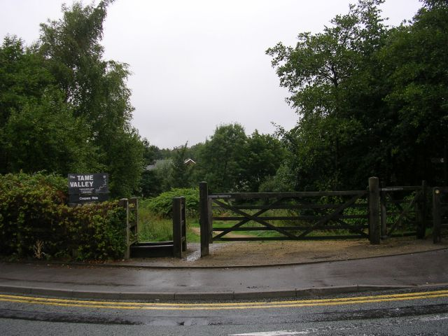 Tame Valley Way, Dukinfield - geograph.org.uk - 45836