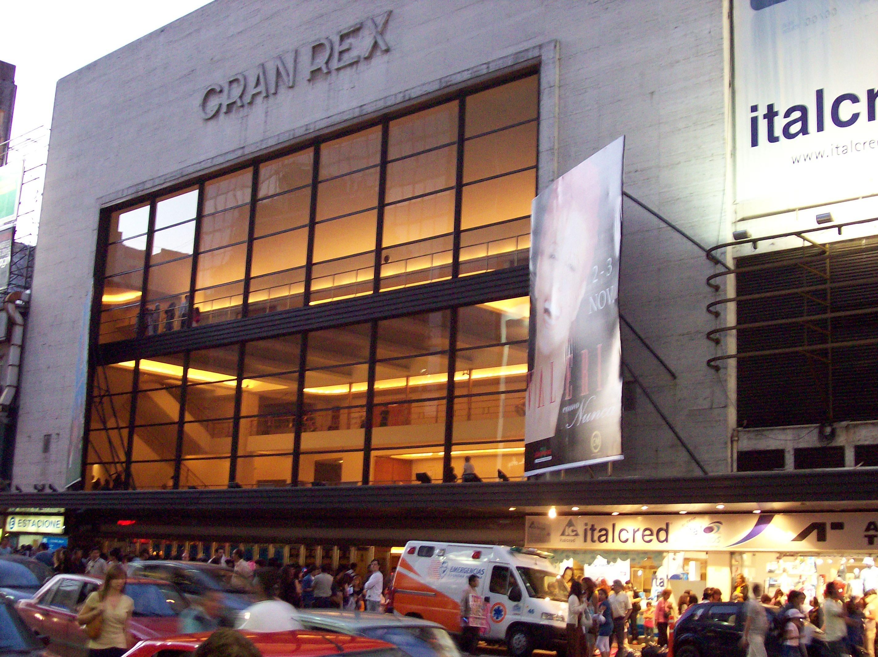 File Teatro Gran Rex Avenida Corrientes Jpg Wikimedia Commons