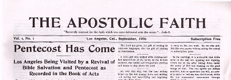 Image result for azusa revival