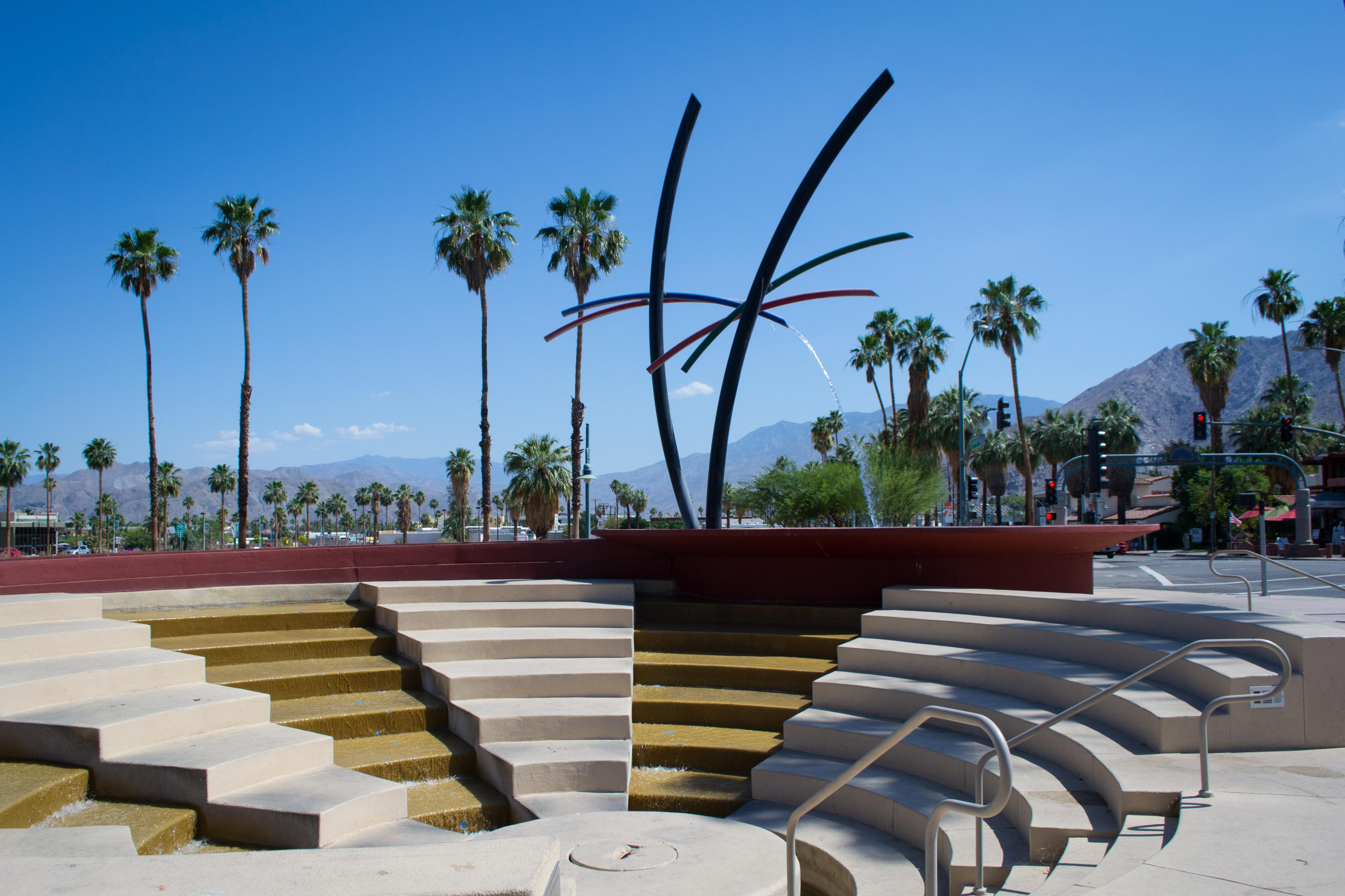 Palm Springs  Room Suites