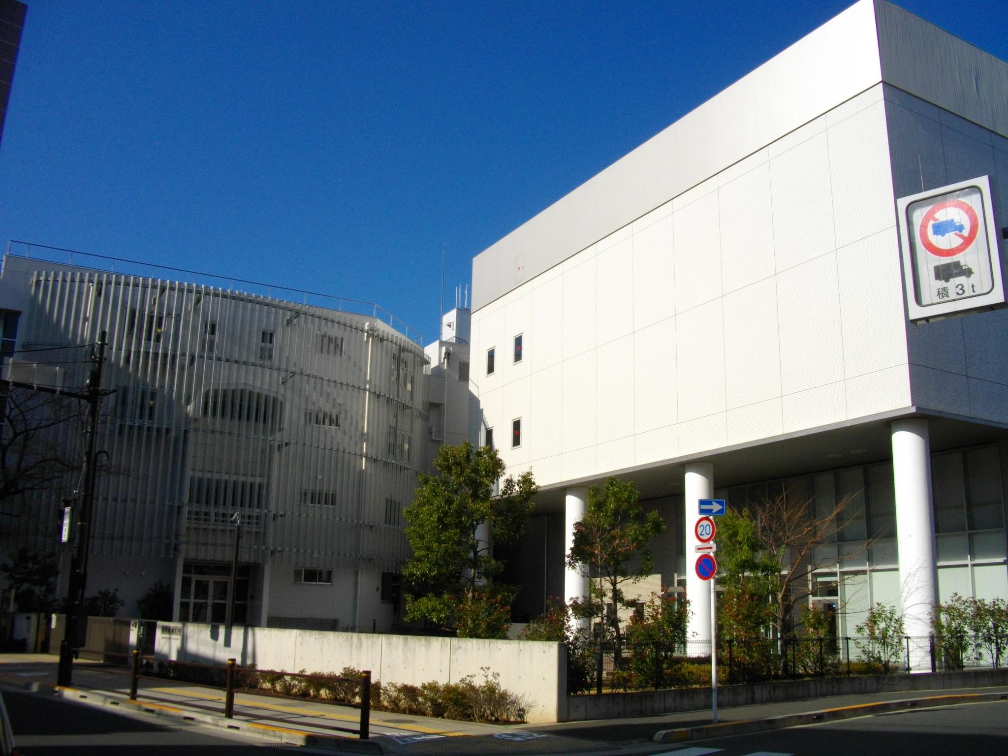 ファイル tokyo university of the arts senju campus jpg wikipedia