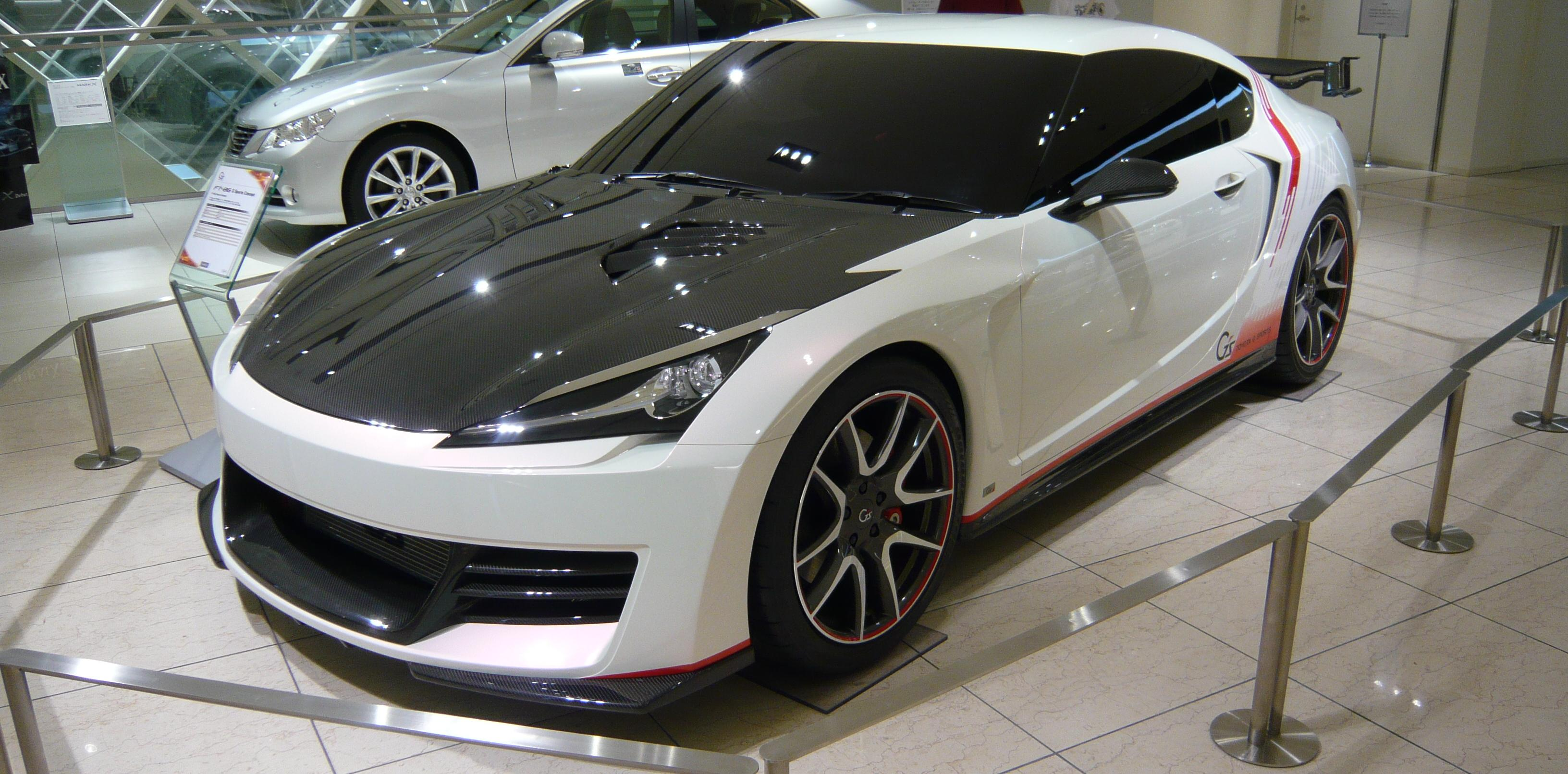 Toyota Ft 86 >> File Toyota Ft 86 Gs1001 Jpg Wikimedia Commons