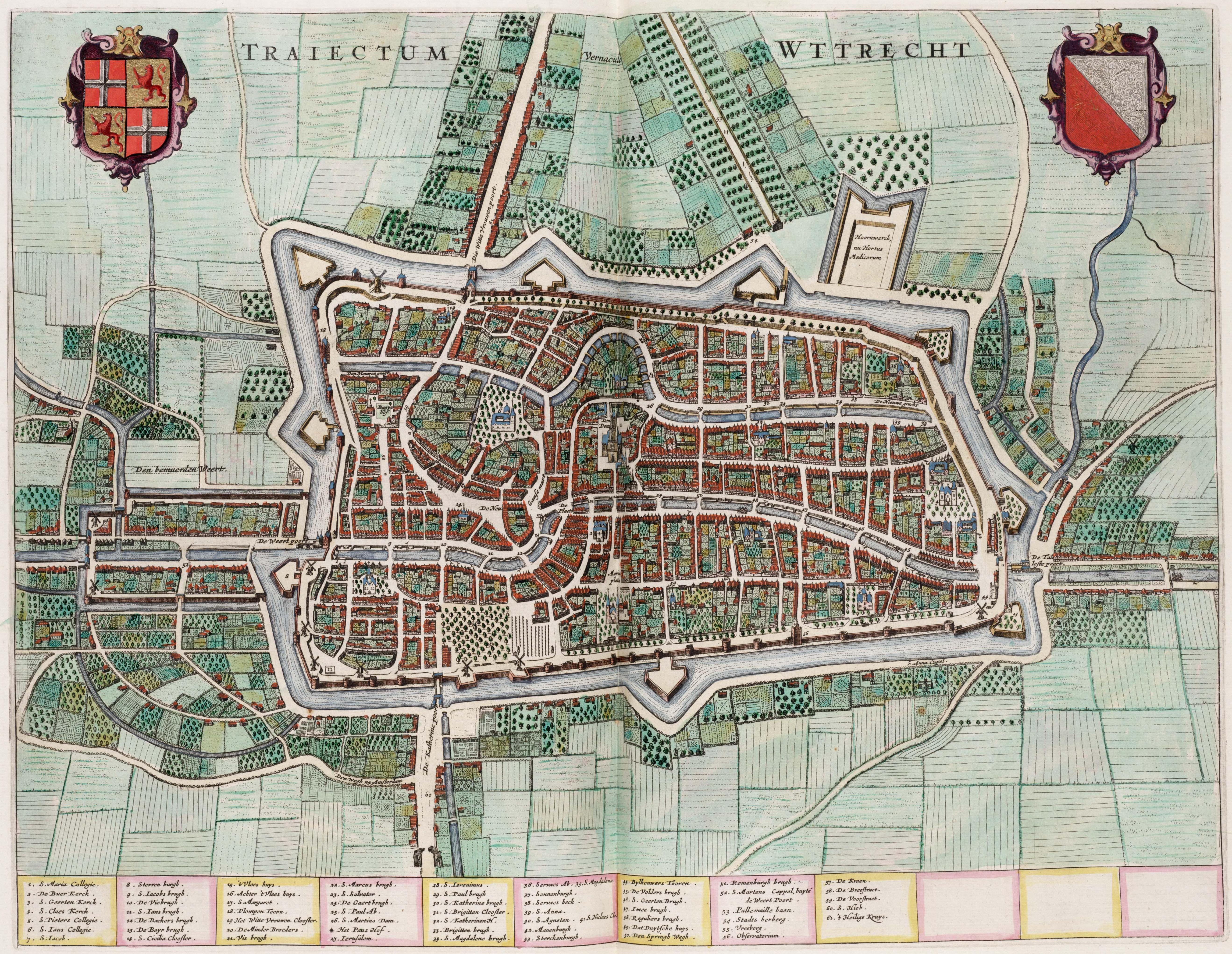 De Eeuw Van De Stad.Geschiedenis Van De Stad Utrecht Wikipedia