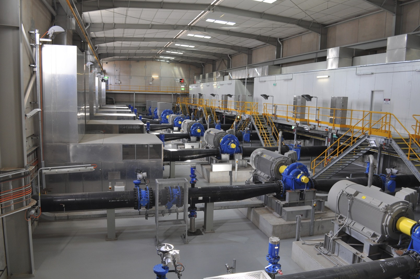 Water Desalination Pumps