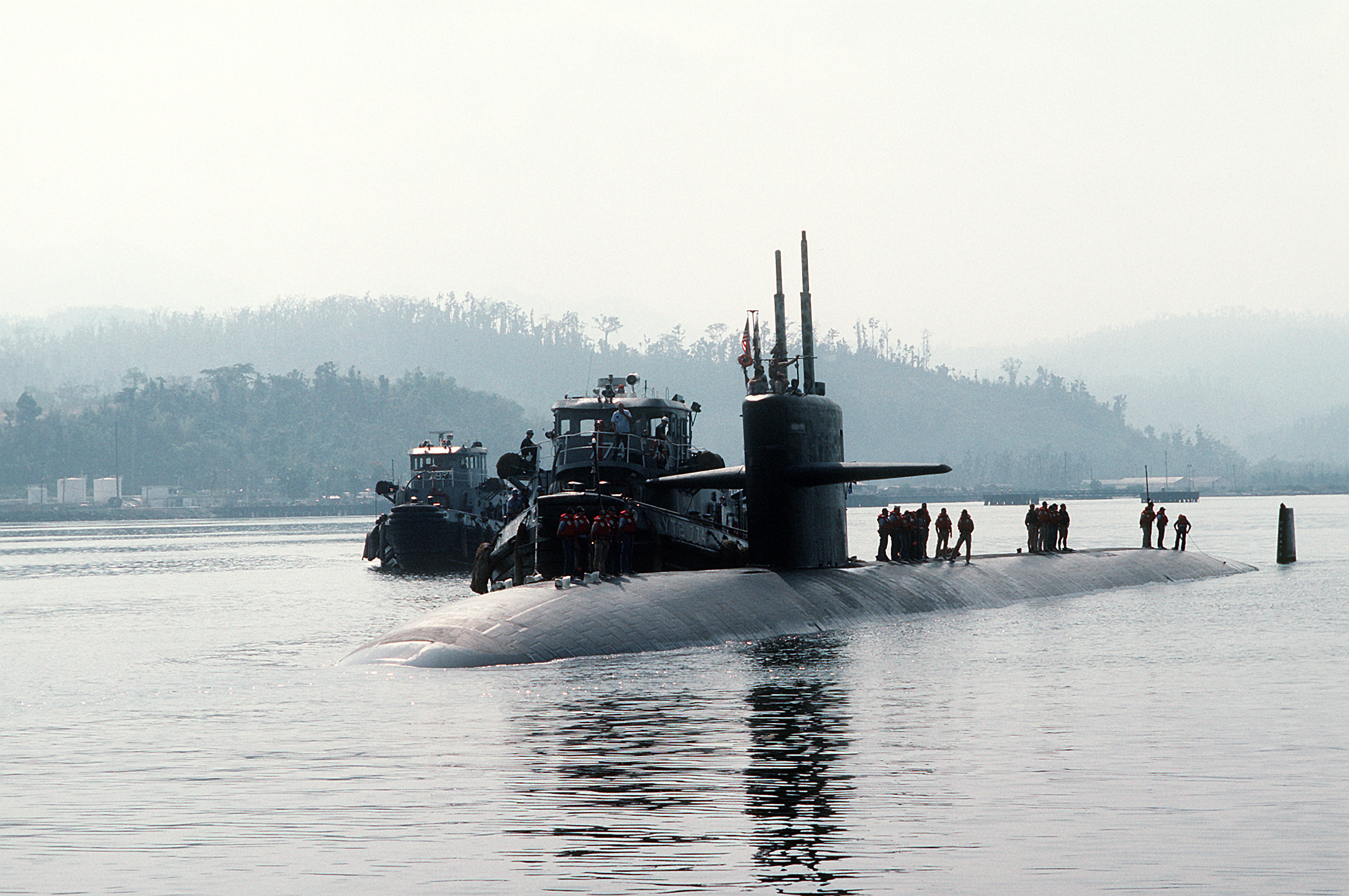 USS Indianapolis (SSN-697)