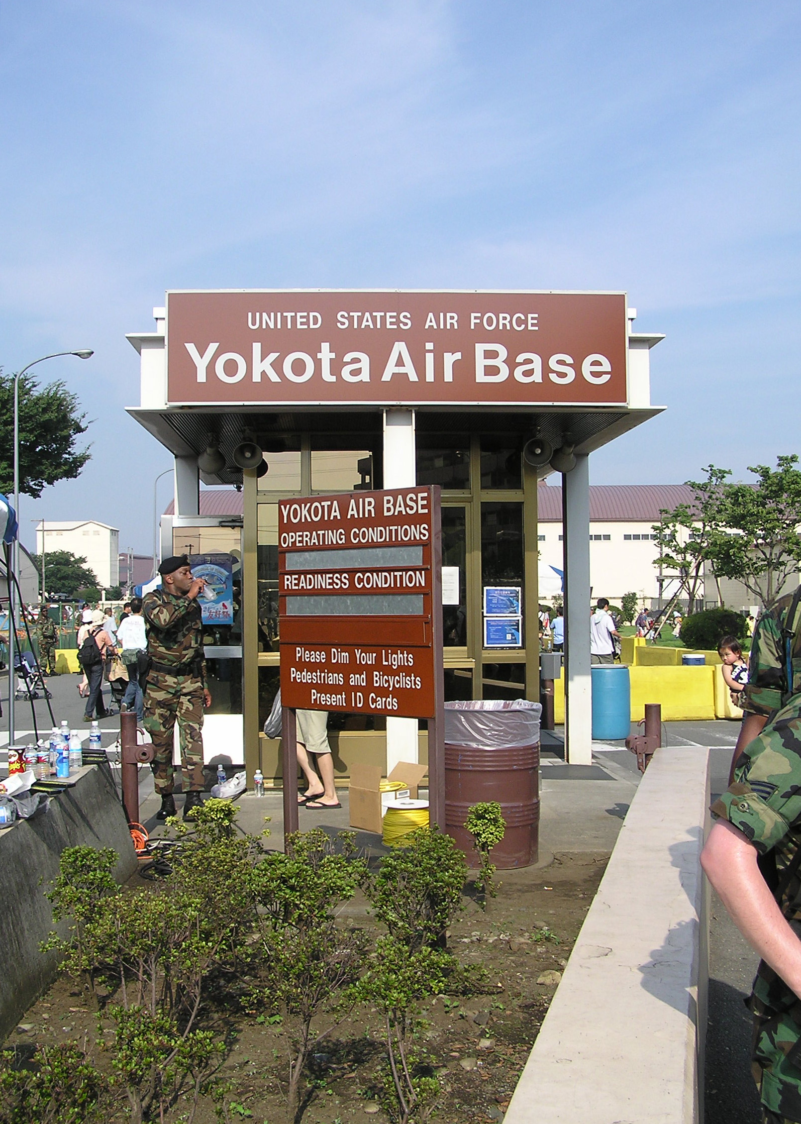 image Yokota ab to the ise shima summit