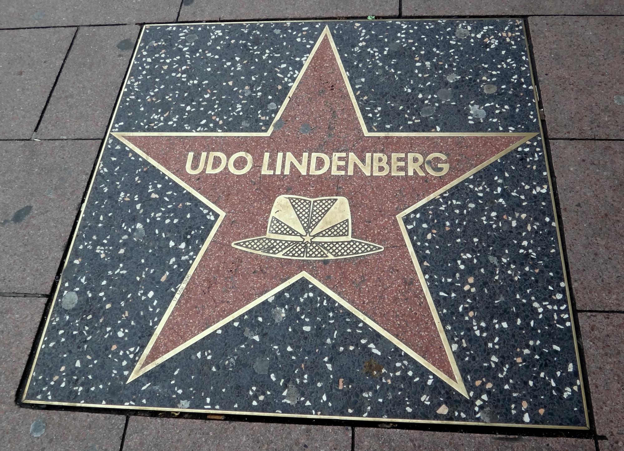 Datei Udo Lindenberg Stern –