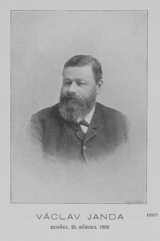 Vaclav Janda Wikidata