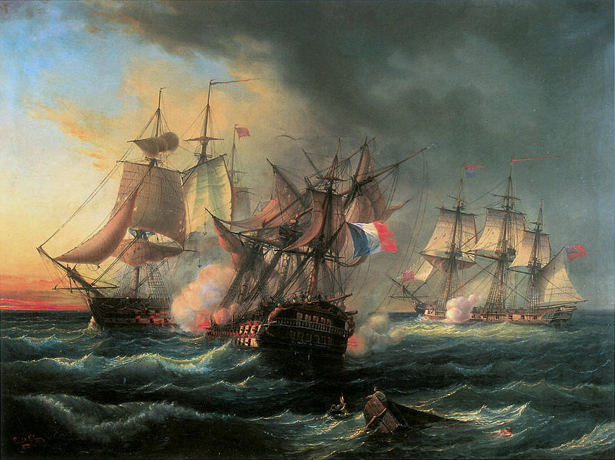 the fate of france in 1800s A short naval conflict on the high seas waged by american naval forces from 1798 to 1800 america's 1800 war with france fate of america.