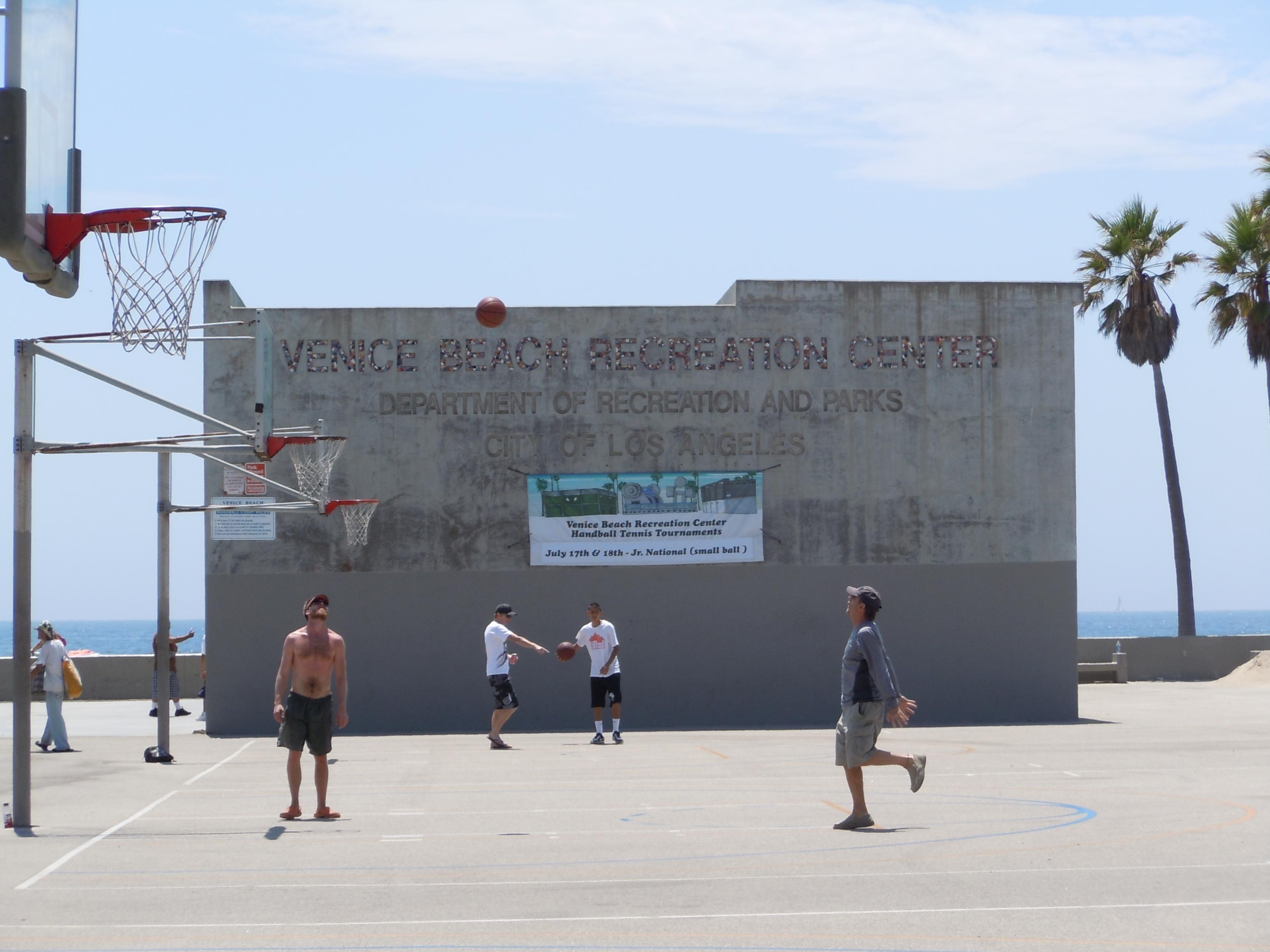 Description venice beach recreation center