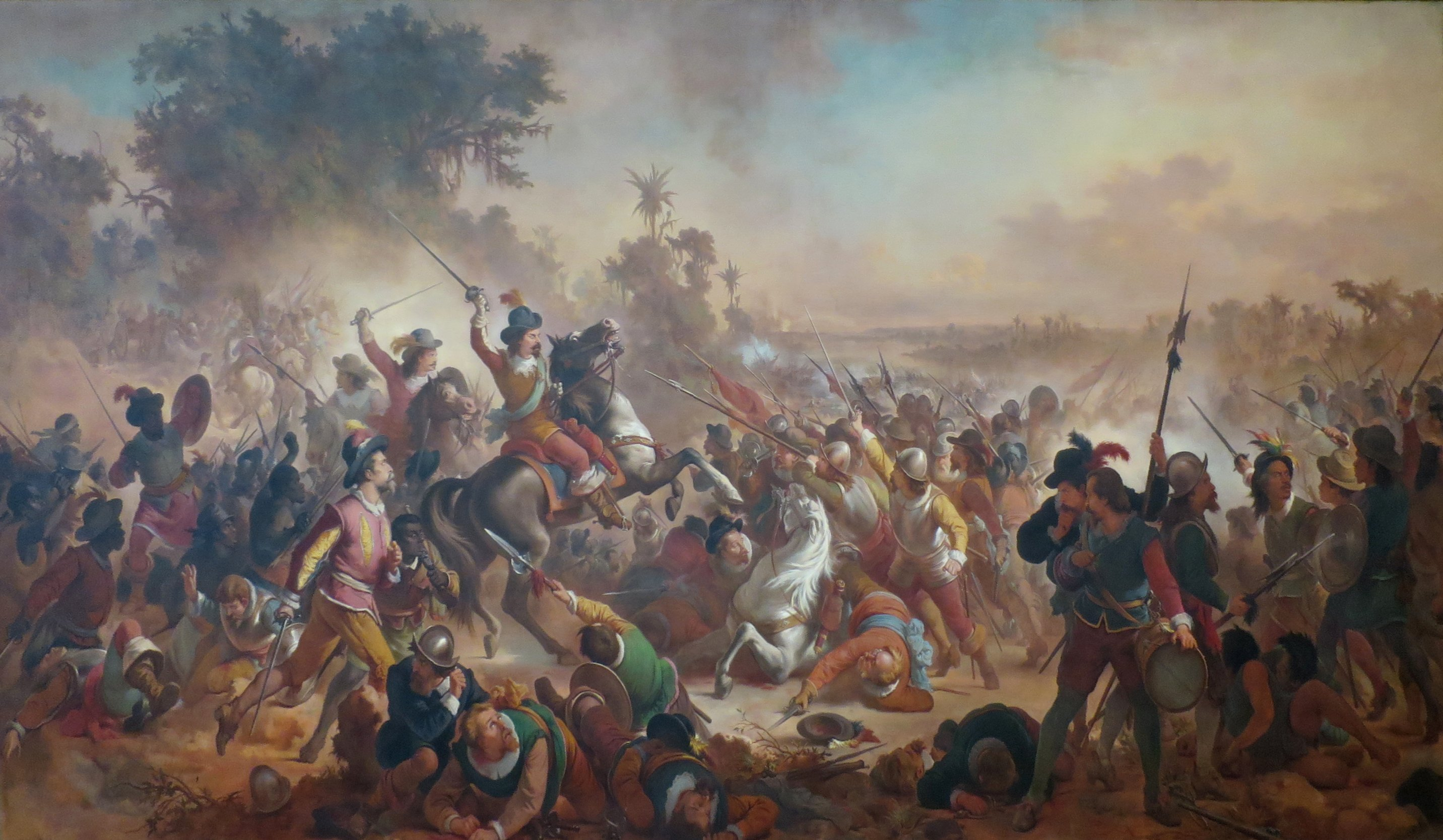 batalha de guararapes
