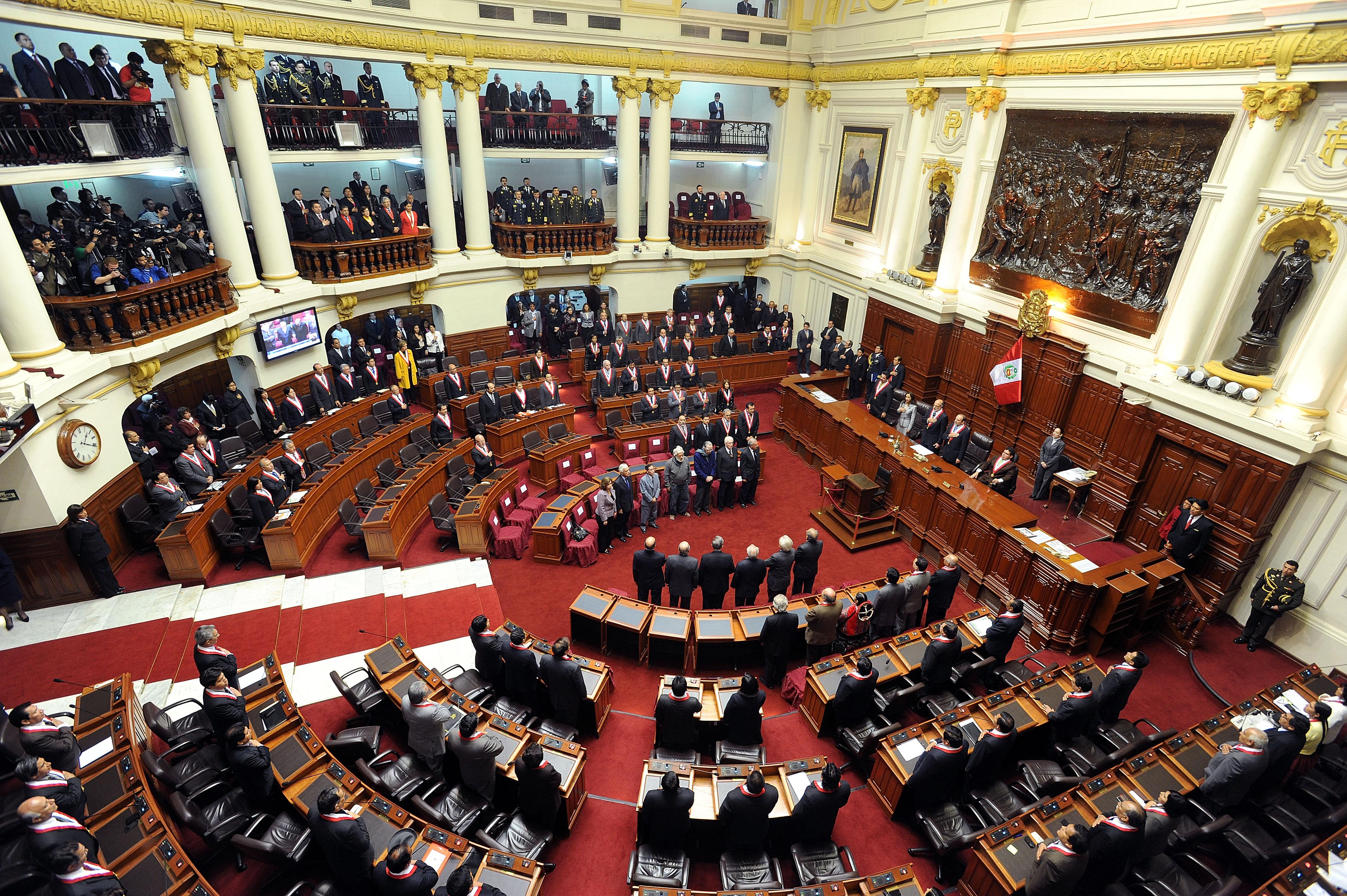 Periodo parlamentario 2016-2021 del Congreso de la República del Perú - Wikipedia, la enciclopedia libre