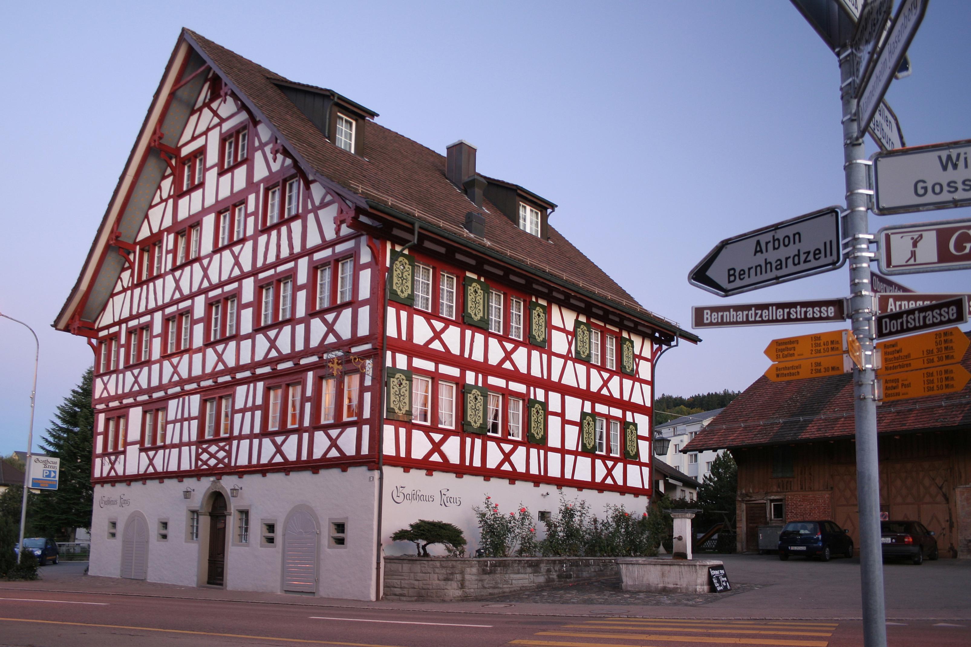Hotel Restaurant Kreuz Insel Reichenau