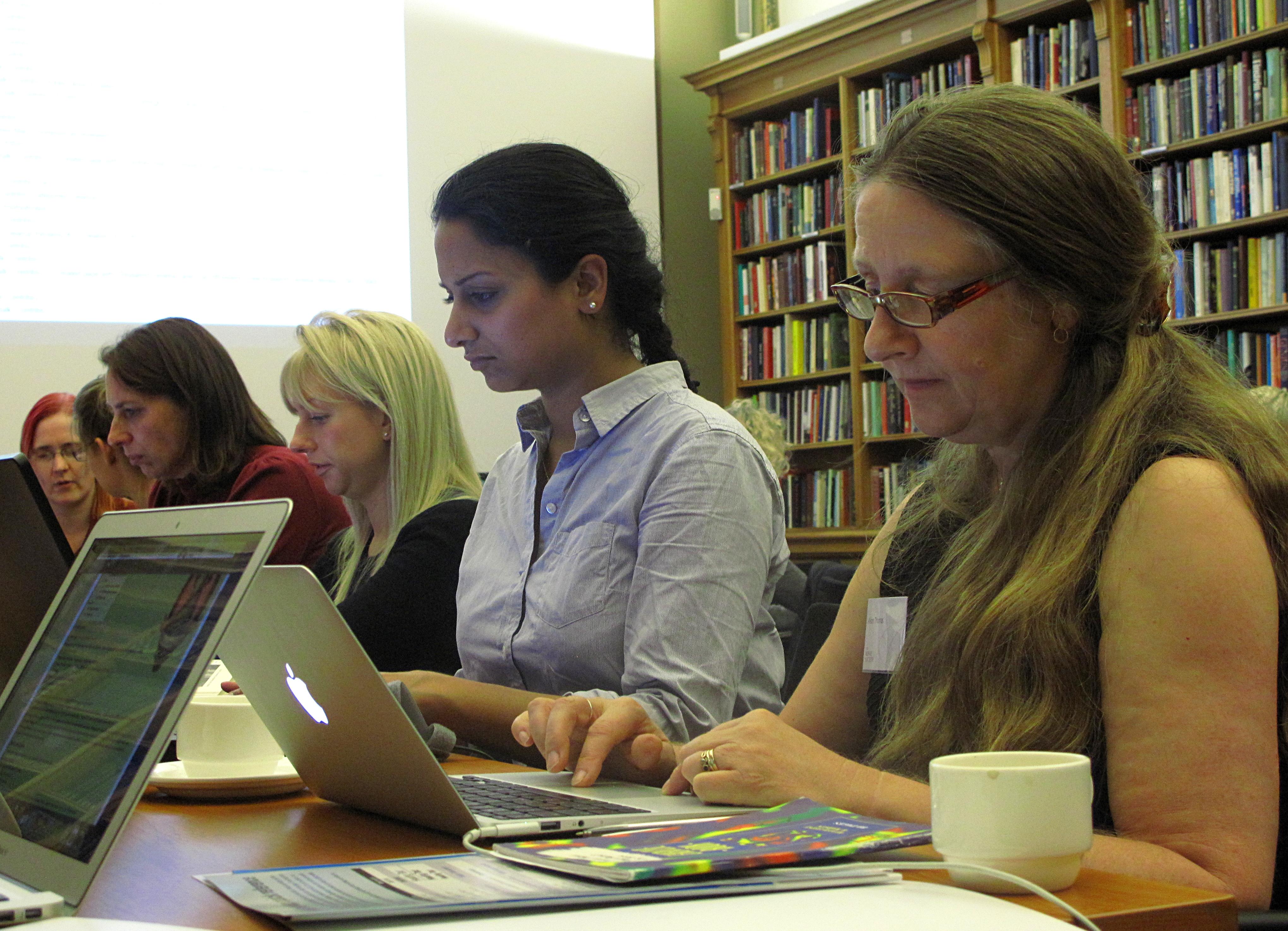 Уређивање чланака о женама научницама