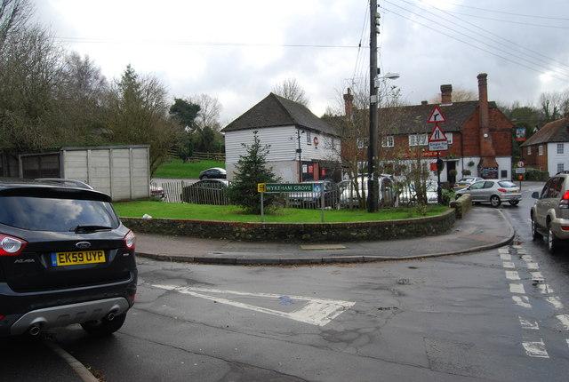 File:Wykeham Grove, Leeds - geograph.org.uk - 1613448.jpg