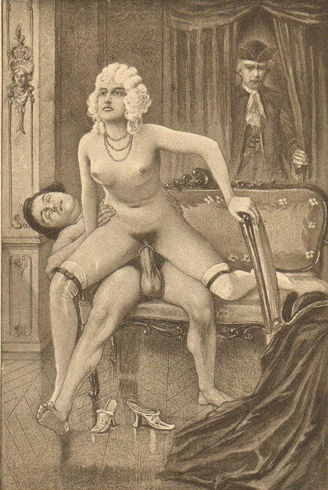средневековья эпохе порно в