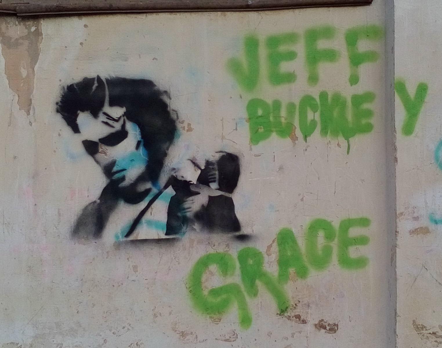 Photo Jeff Buckley via Opendata BNF
