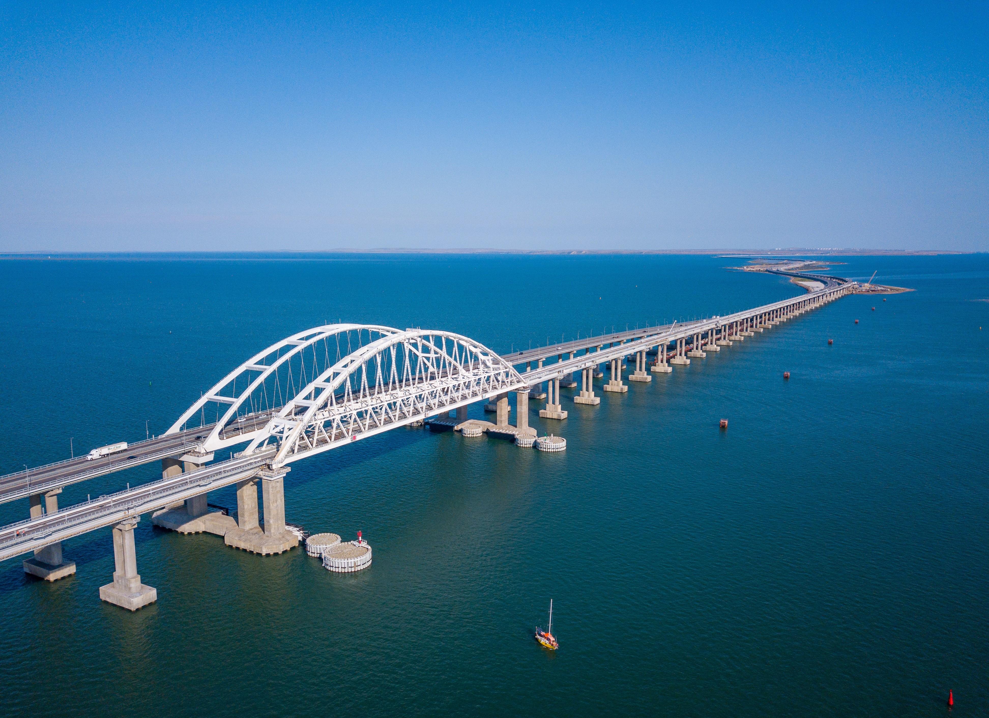 объединены небольшие фото проекта керченского моста состоит отсканированных