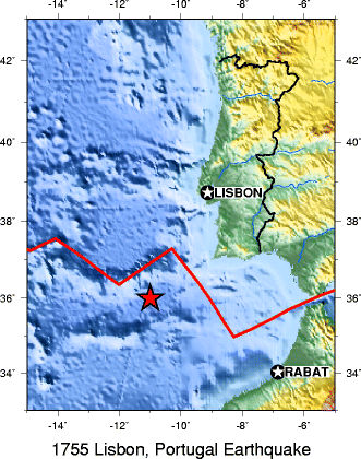 Файл:1755 Lisbon Earthquake Location.png