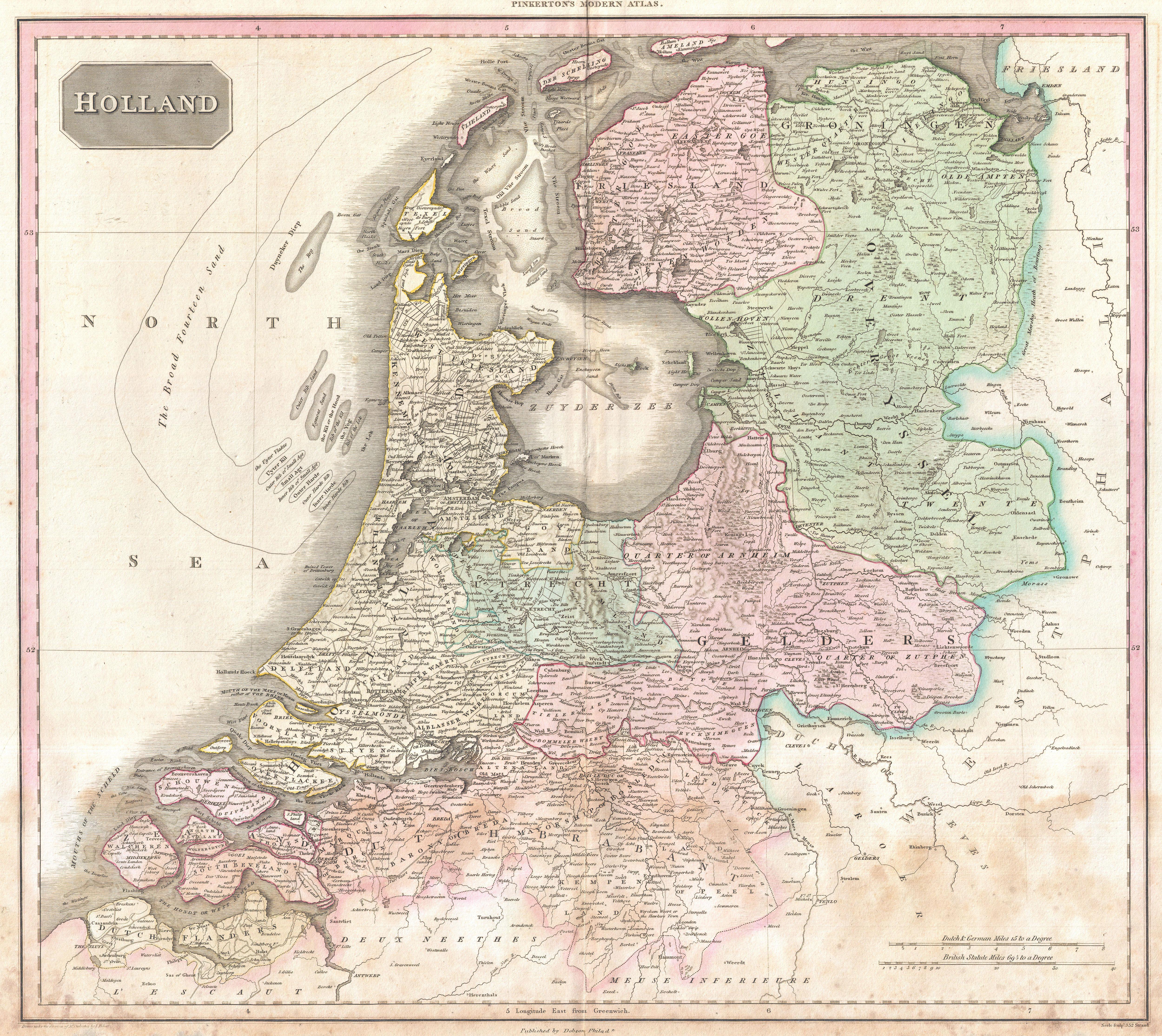 Old Fashioned Dutch Names