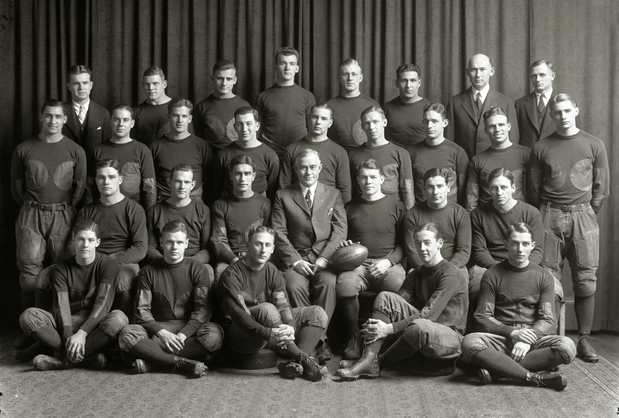 1925 Michigan Wolverines football team - Wikipedia