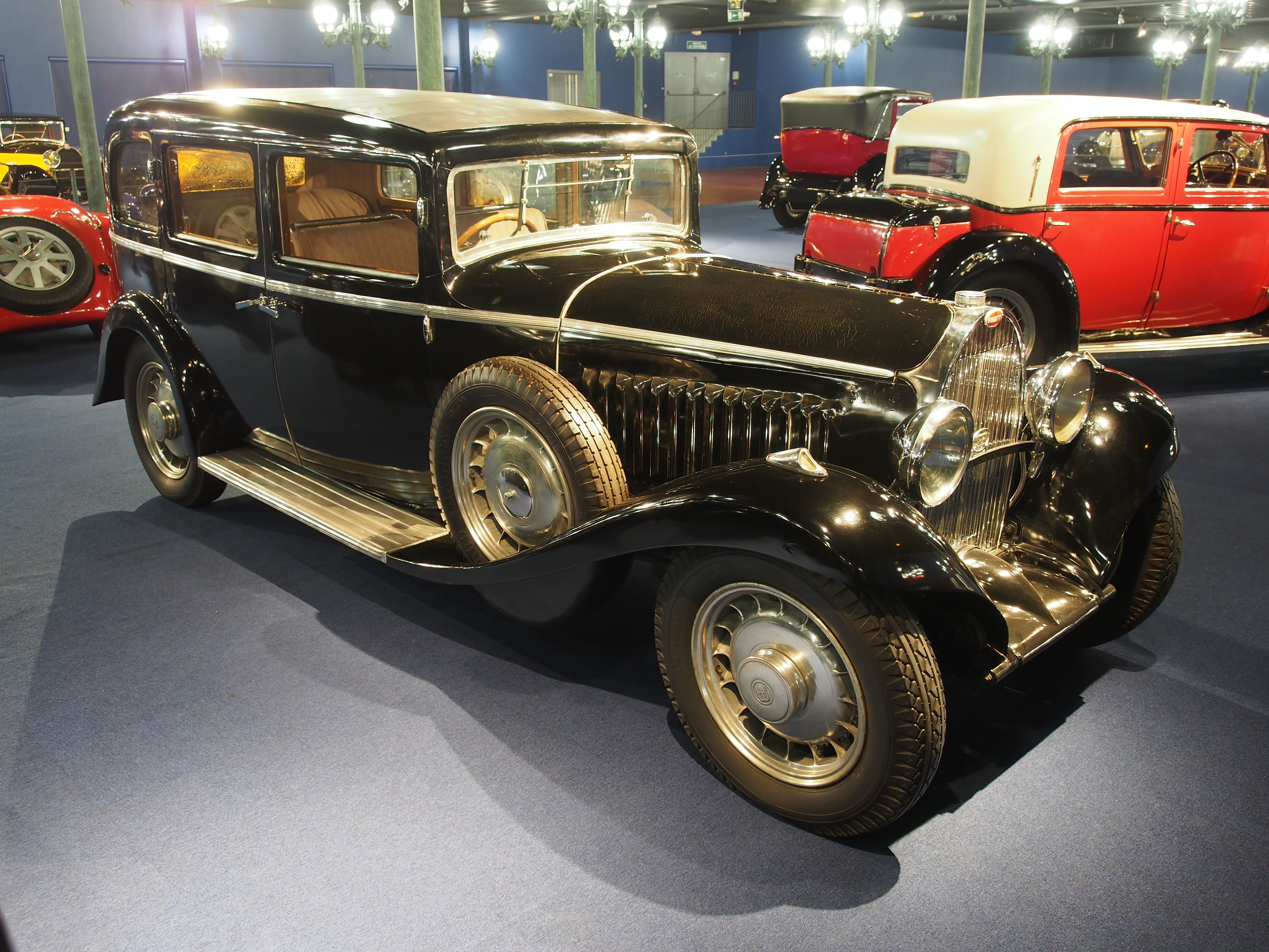 File:1934 Bugatti Type 49 Limousine photo 1.JPG