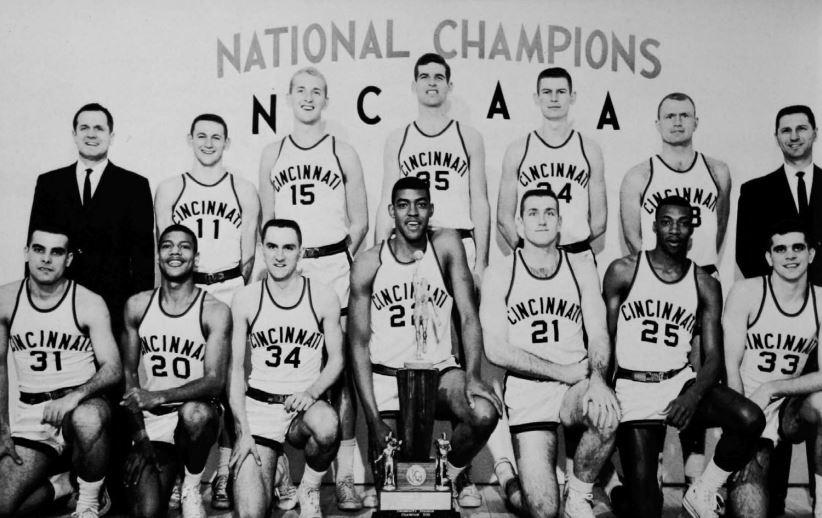 1960–61 Cincinnati Bearcats men's basketball team - Wikipedia