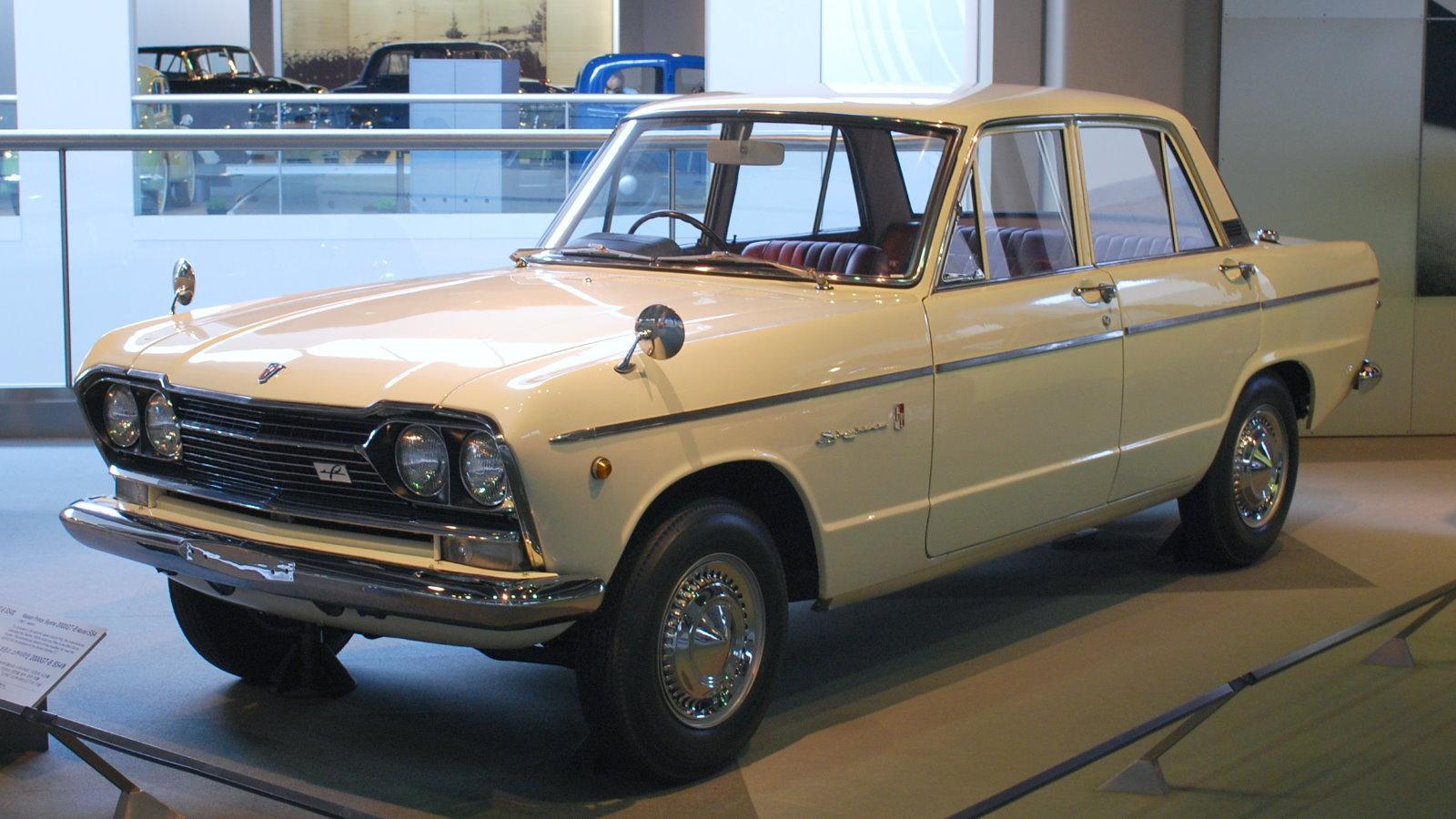 File 1966 Nissan Prince Skyline 01 Jpg Wikimedia Commons