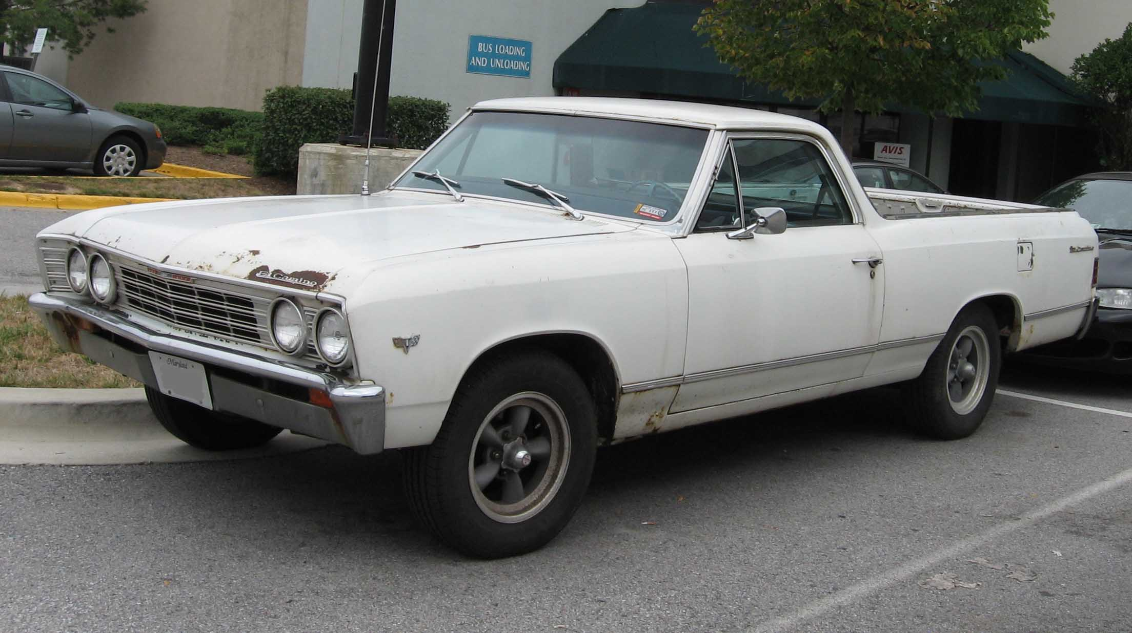 camino : Description 1967-Chevrolet-El-Camino.jpg