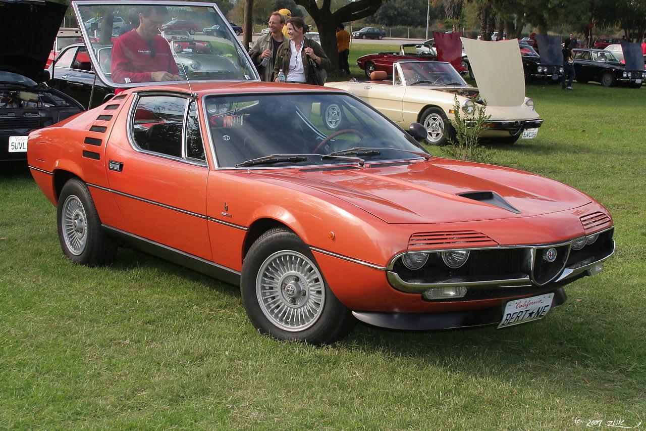 Alfa Romeo Montreal Fvr