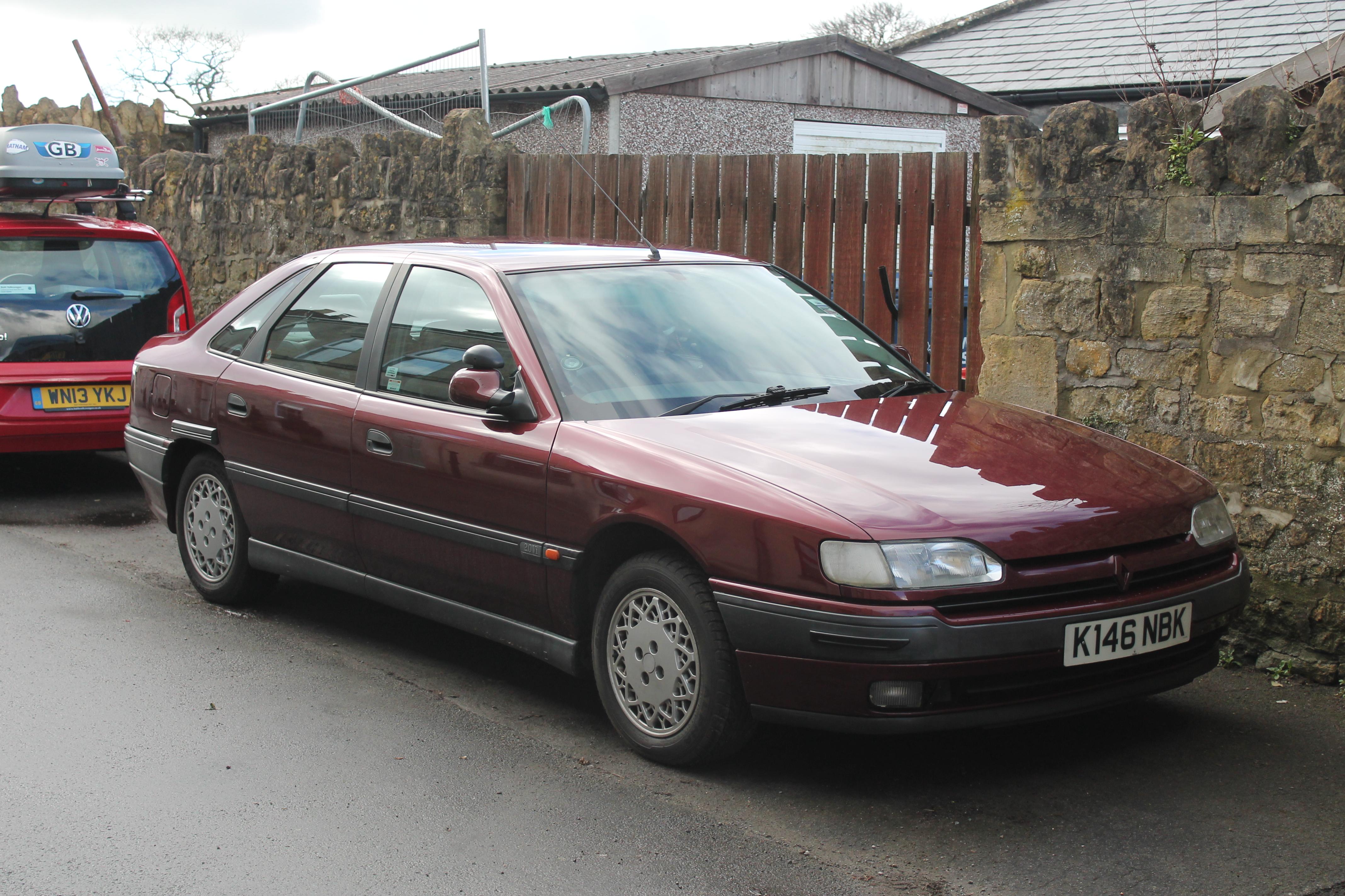 File 1993 Renault Safrane 2 0 Rt 15582218098 Jpg