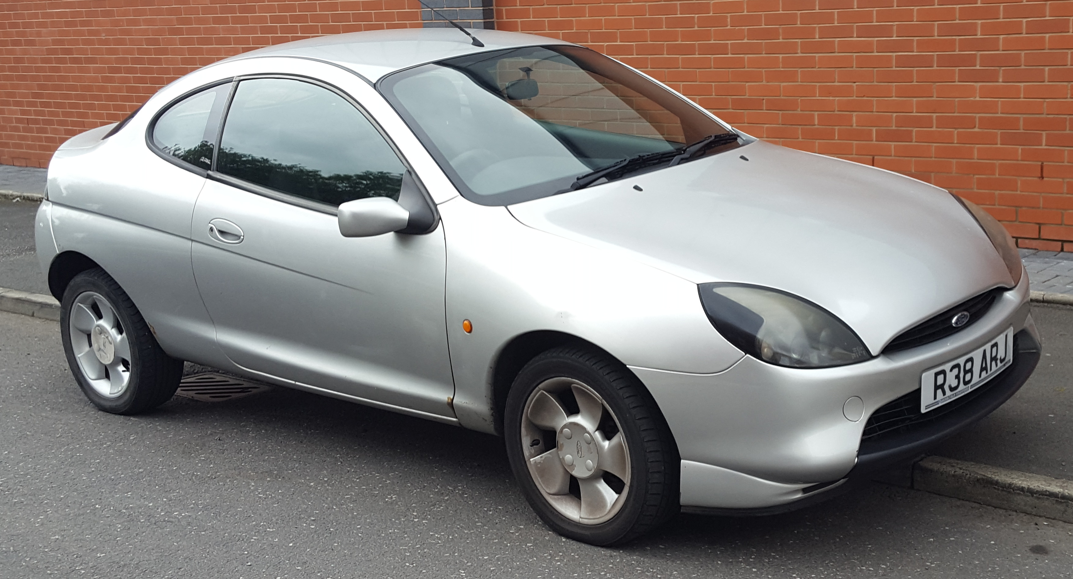 File 1998 Ford Puma 1.7 16v (cropped).jpg - Wikimedia Commons c24816074660