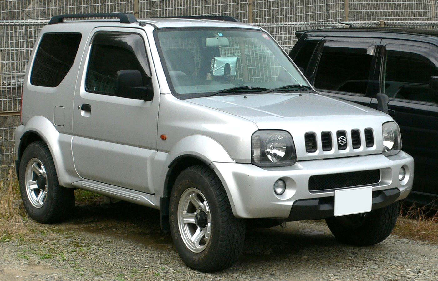 suzuki jimny wikipedia. Black Bedroom Furniture Sets. Home Design Ideas
