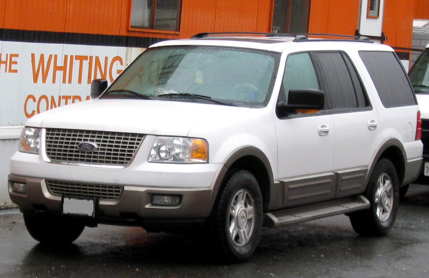 File Ford Expedition Jpg Wikimedia Commons - 2006 expedition