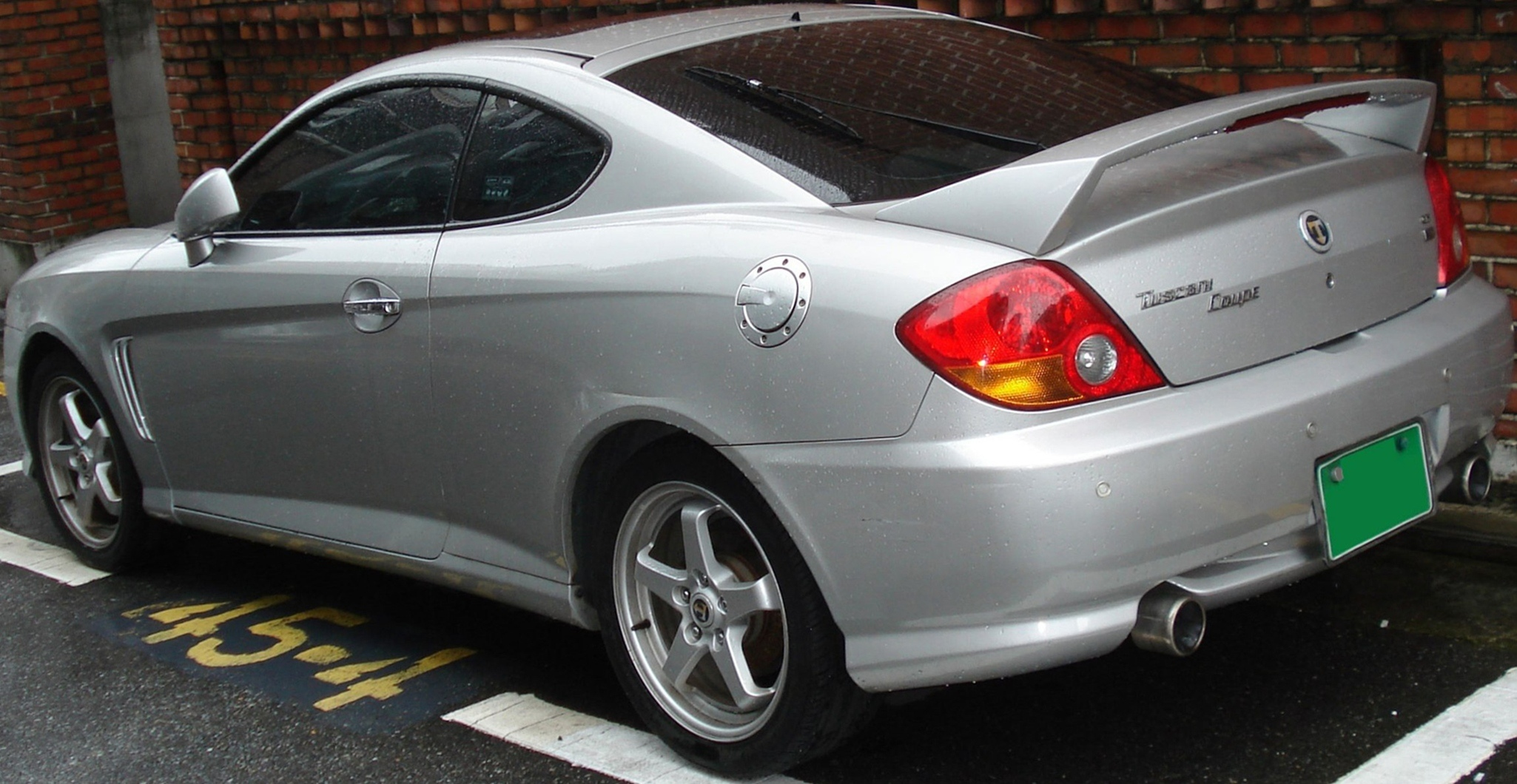 Hyundai Tuscani Car Price