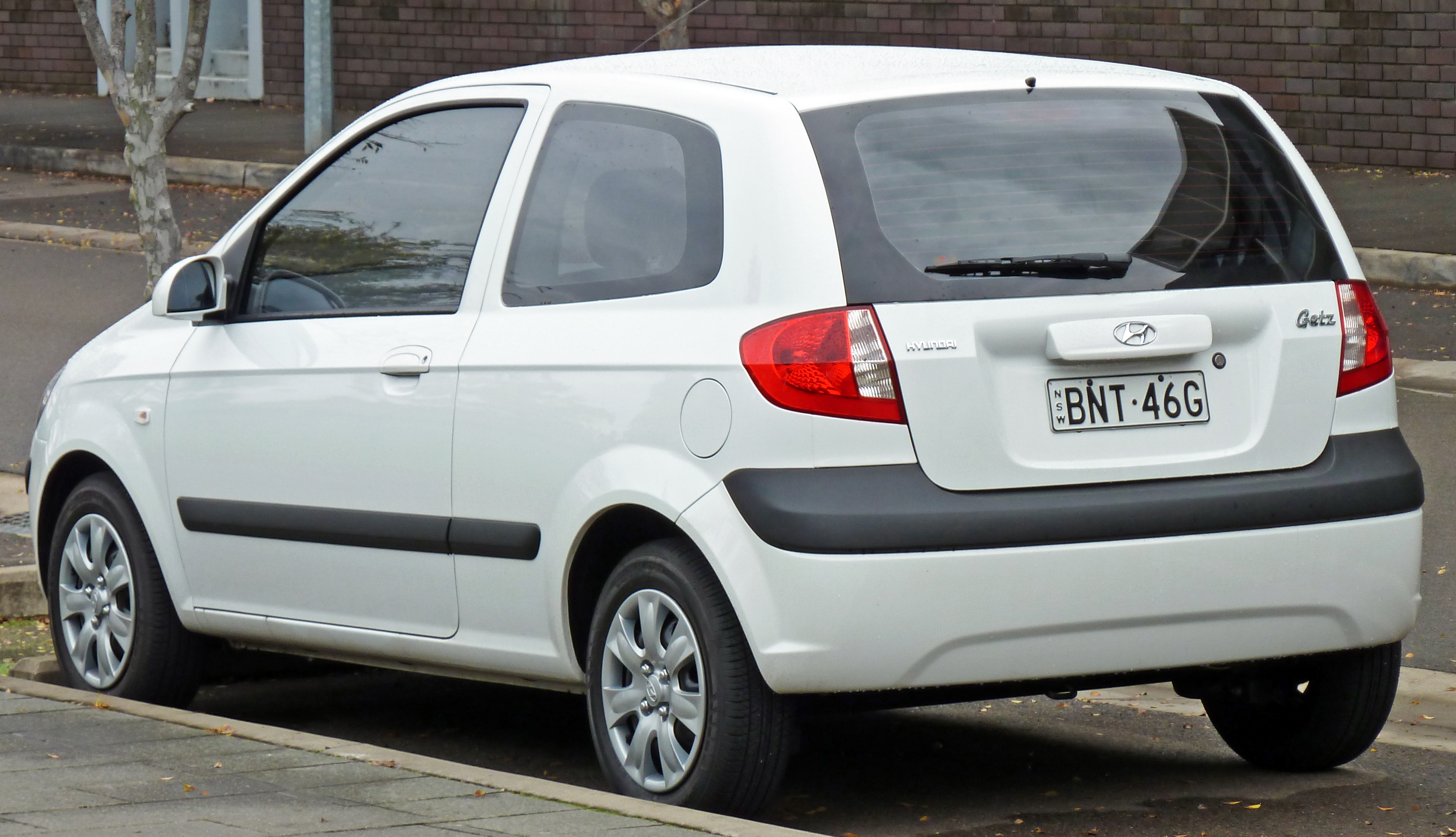 Getz Car Image And Price